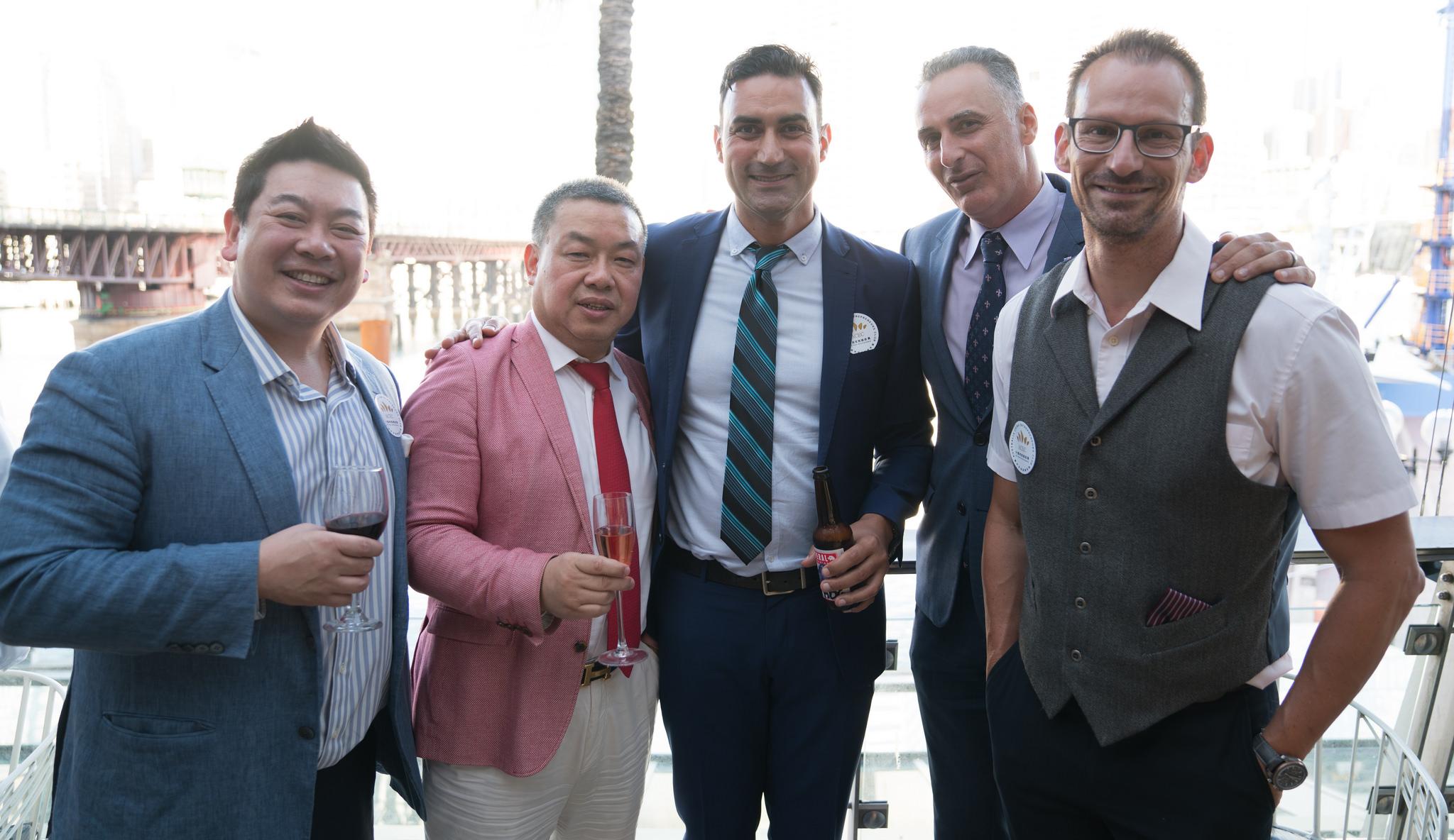 Australia China Entrepreneurs Club 10 Year Anniversary Celebration (12/10/2017)